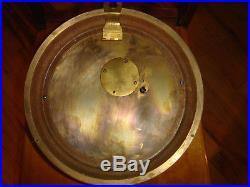 1910 1013 Lb, 71/2 Dial Waterbury 20 Day+ Ship Bell Clock Chelsea Seth Thomas