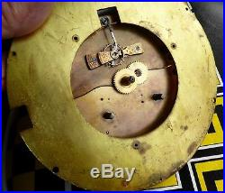 1920's Chelsea Ship's Bell Clock 6 Dial