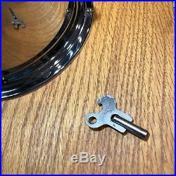 8 days Schatz Ships Bell Clock Marine, strong working clock and Pendulum Key