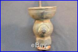 Antique 2 1/2 Steam Whistle Parts Project Base Bell Engine Lunkenheimer Brass