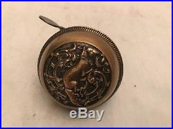 Antique Bicycle Brass Bell TOC Bicycle