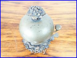 Antique Brass Bell Hotel Porters Front Desk General Store Counter Service Bells