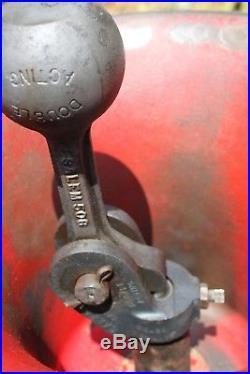 Antique Brass Bronze Railroad Locomotive Working Bell