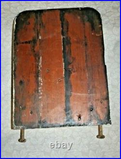 Antique Charles Cory & Son Large 26 Brass Double Chime Nautical Ships Fire Bell