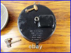 Antique Large 11.5 Turtle Gamewell Fire Alarm Bell Brass 1900s Salvage N1007-2