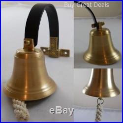 Antique Style Shopkeepers Bell Brass Store Doorbell Vintage Reproductions Bells