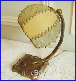 Art Deco Table Lamp Light Vintage French Belle Lampe Annees 40 Lampara Anos 40