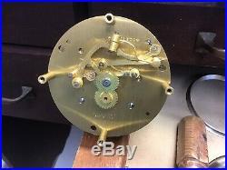 Chelsea 3 3/4 Ships Bell Clock 1967/68