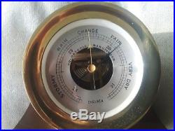 Chelsea Barometer captains bell, Wow nice find