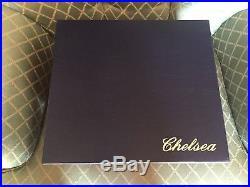 Chelsea Centennial Ships Bell Clock Ltd Ed'n Outstanding Cond withCert and Box