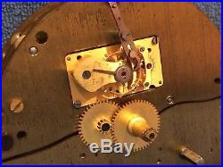Chelsea Clock Movement Model L Ships Bell Movement