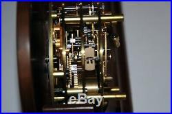 Chelsea Ship's Bell Clock & Barometer Set 4-1/2 Inch Boston U. S. A. Vintage