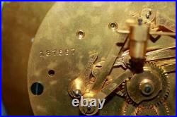 Chelsea Ship's Bell Mariner Clock with 6 Grand Dial Circa 1928