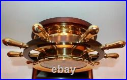 Chelsea Ships Bell Clock Mariner Limited Edition