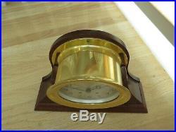 Chelsea Ships Clock Ship's Bells