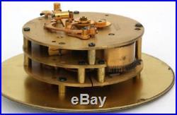 Chelsea Vintage Ships Bell Clock, LARGE