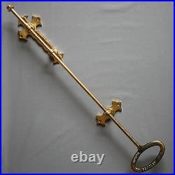Edwardian Front Door Bell Pull