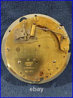 FULLY RESTORED Chelsea Ships Bell Boston Shipstrike 4.5 Dial