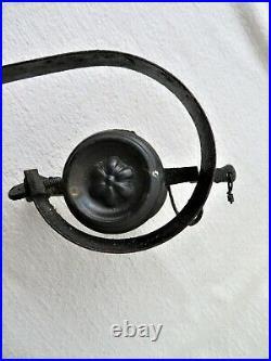 Job Lot 3 Antique Victorian Servants Butlers Bells Brass / Metal