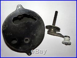 Large Antique Victorian Era 1872 Corbin Crank Door Bell