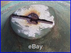 Large Orig. Antique Ss Baltimore Passenger Steamship Ship Bell Bronze / Brass