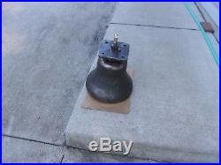 Locomotive Bell EMD Locomotive Bell Brass Locomotive Bell
