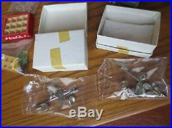 Lot Vintage Dollhouse Miniatures Williamsburg Pewter Clare-bell Brass Chrysnbon