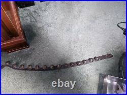 Lot of 30 1800 era Antique Brass Pedal Sleigh Bells