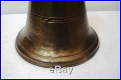 Marine BRASS BELL Great Sounding 11 Kilo Nautical/ Boat
