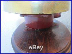 Maritime, Tug Boat Brass Emergency Alarm Bell
