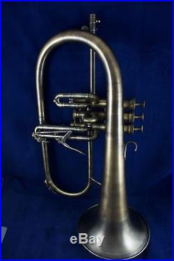 New Custom Adams F1 Flugelhorn in Antique Lacquer with Red Brass Bell