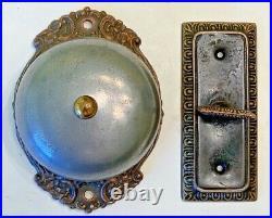 R&E 1893 Twist Type Door Bell