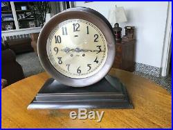 Rare Chelsea Ships Bell, 8.5 dial, Admiral series