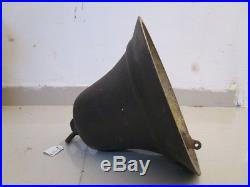 SHIP'S VINTAGE Marine Brass BELL Great Sounding Nautical/ Boat
