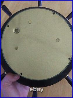 Schatz Royal Mariner Ships Bell Clock & Schatz Barometer matching set