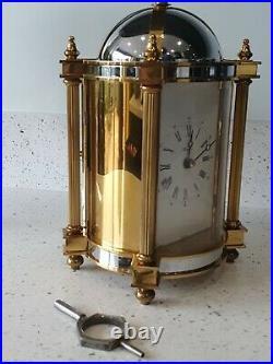 Stunning Vintage Angelus Bell striking Carriage Clock