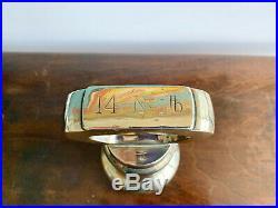Superb Antique AVERY Large 14lb Brass Bell Weight Doorstop