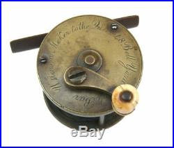 Ustonson Maker to the Queen Bell Yard, Temple Bar. Brass multiplier winch c1838