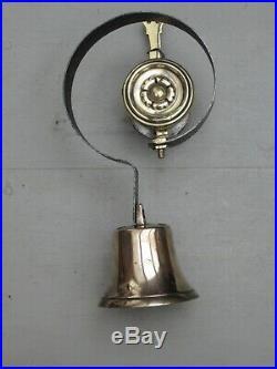 Victorian Brass Servants Bell. Circa. 1880