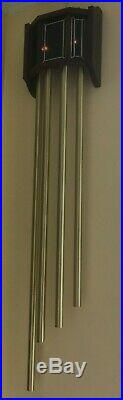 Vintage 80s NUTONE Door Bell LD-49 Westminster Chimes 4 Brass Tubes with Lights