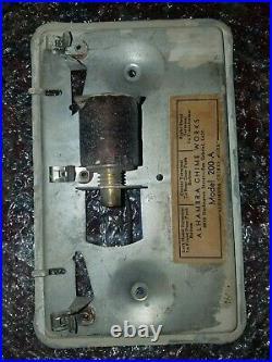 Vintage Chime Door Bell