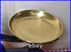 Vintage English Librasco Kitchen Scales 7 Librasco Brass Bell Weights
