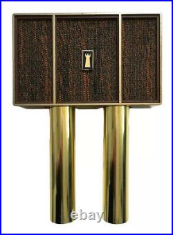 Vintage MCM Emerson-Rittenhouse Door Chime Double Chime Bell RC268-3