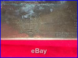 Vintage chelsea ships bell clock Claremont Desk Set