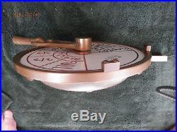 WW2 Vintage Navy Ships Engine Order Telegraph Bendix Mfg NY USA XLANT! Loud bell