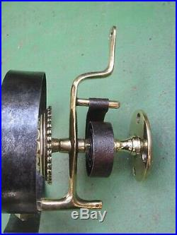 Wonderful Large Victorian Brass Servants Bell. Circa. 1880