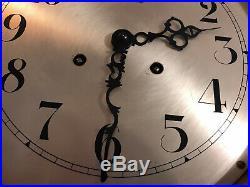 Wuersch Heavy Brass Large Ships Bell Clock 10 diameter